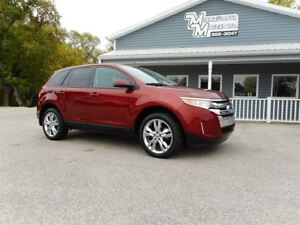 2014 Ford Edge SEL/NAV/ROOF/LEATHER/AWD!