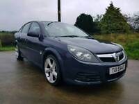 2006 VAUXHALL VECTRA 1.9 SRI CTDI 150 BHP MOTED TO NOV 2018 .POSSIBLE PART EX CREDIT CARDS ACCEPTED