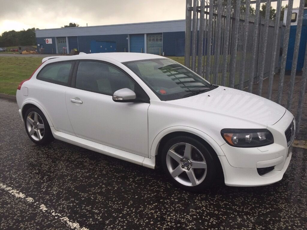 volvo c30 r design edrive 1 6l in livingston west lothian gumtree. Black Bedroom Furniture Sets. Home Design Ideas
