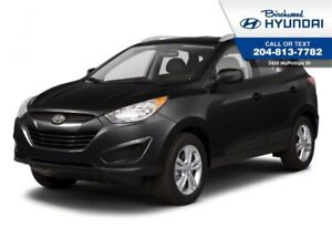 2011 Hyundai Tucson GL *Heated Seats