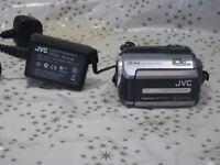 JVC EVERIO GZ-MG142EK 40GB BUILT IN STORAGE