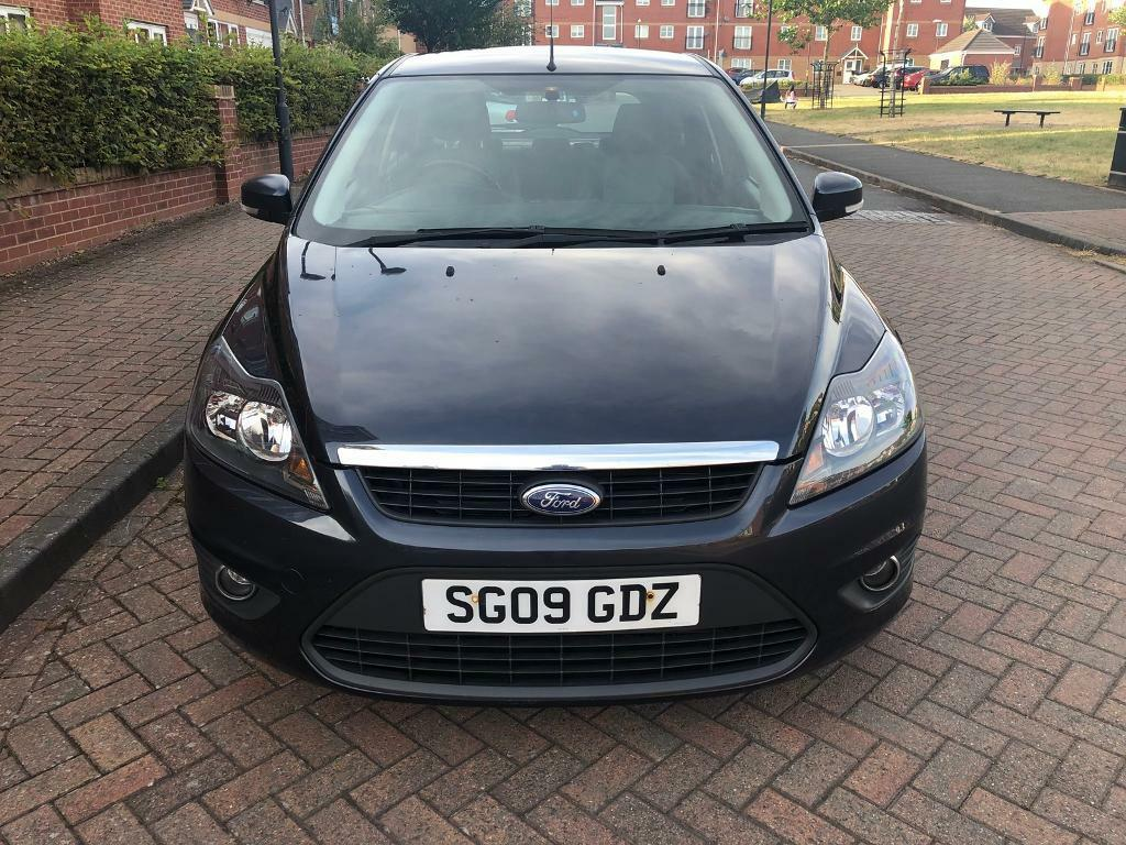 Ford Focus 1.8TDCi Zetec Excellent drive full service 1 previous owner hpi  clear