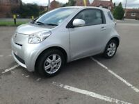 Toyota iq 0 road tax , 17k miles