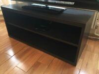 Ikea Mosjo TV Bench/Stand Black-brown