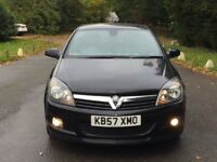 Vauxhall Astra 2007 1.8 Sri Fully Loaded sat nav Leathers