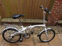 Folding Bikes - 2 Available
