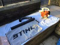 Stihl SH56 garden blower/vacuum excellent condition