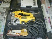 Power tools for sale, all in perfect working condition..