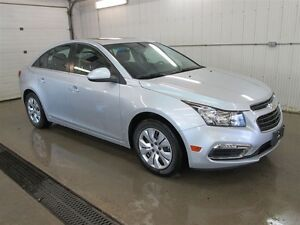 2016 Chevrolet Cruze Power Sunroof, 7 Color Touch Screen,