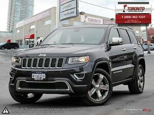 2016 Jeep Grand Cherokee ***LIMITED***LEATHER***SUNROOF***