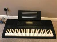 Casio CTK 7000 keyboard - as new