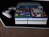 ps4 1t and games for sale