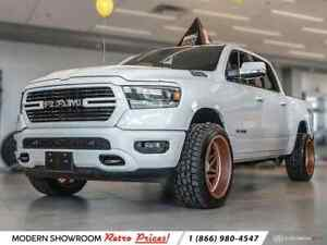 """2019 Ram All-New 1500 North Edition Special w/ 22"""" Wheels"""