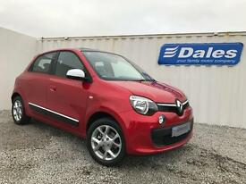 Renault Twingo 1.0 SCE 70 The Colour Run 5Dr (special metallic - flame red) 2016