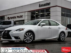 2016 Lexus IS 300 ONLY 26035 KMS !!