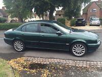 Jaguar X type, 2.0 diesel , full mot