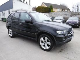 2006 BMW X5 3.0d Automatic *** ONE OWNER FROM NEW *** CHEAP TAX ***