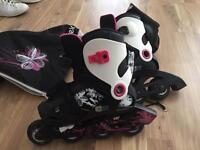 Skate rollers £10
