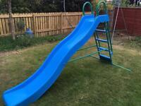 Chad Valley 9ft Giant Wavy Slide