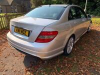 2011 MERCEDES C220 CDI SPORT AUTOMATIC 49,000 MILES FULL SERVICE HISTORY
