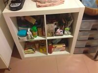 Ikea Expedit Shelving Unit 4x4