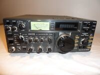 ICOM IC-740 200W AMATEUR BAND HF TRANSCEIVER (N0T GENERAL COVERAGE