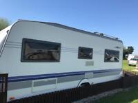 Hobby caravan 2006