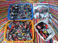 Lego Technic Cars and Spare Parts