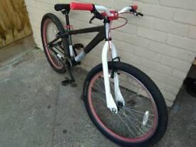 Mesh X Rated Stunt Bike