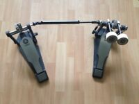Yamaha double pedal DFP8500C Long Footboard