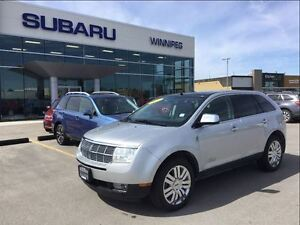 2009 Lincoln MKX Ultimate with Elite pkg