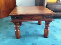 Solid Wooden Coffee/Side table