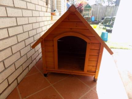 Wooden Dog Kennel Ormeau Gold Coast North Preview