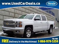 2015 Chevrolet Silverado 1500 LT 5.3L 4X4 Fully Equipped Alloys