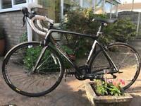 Bike - Trek Malone 5.2 OCLE Cardbon Fibre bike racing bike