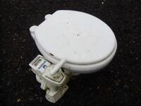 boat parts pump out toilet