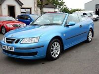 2007 saab 93 convertible vector excellent condition motd april 2017 all cards welcome