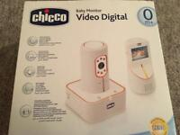 Video digital CHICCO baby monitor