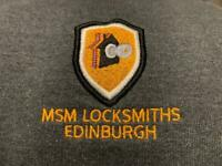 MSM Locksmiths Covering Edinburgh & Lothian's area available 24 hours a day