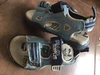 Next Boys Sandals size 4 nearly new
