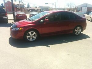 2008 Honda Berline Civic LX