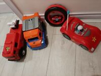 Medium sized toy cars bundle *collection only*