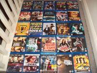 BLU-RAYS £1 EACH DVDS RUMPOLE OF THE BAILEY £10