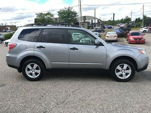 2010 Subaru Forester 2.5 X AWD SPORT PKG Heated seats Alloys Cru Kitchener / Waterloo Kitchener Area image 9