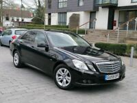 59 PLATE MERCEDES E220 DIESEL AUTOMATIC - F.M.D.S.H - 1 OWNER - 2 KEYS - PX WELCOME