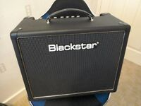 Blackstar HT-5 valve amp for sale, mint condition