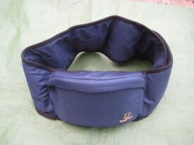 Brand New Navy Blue Hippychick Adult Money and Document Belt for £5.00