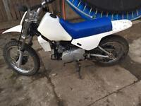 Pw80 copy pitbike swap or sale