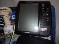 Marine Garmin 232 GPS. Taken from my boat. Has cables and user guide.