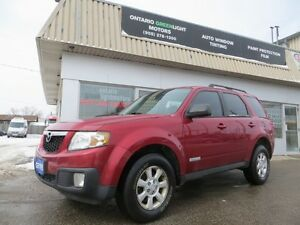 2008 Mazda Tribute SUPER CLEAN, ONE OWNER,ALLOYS,FOG LIGHTS,ALL
